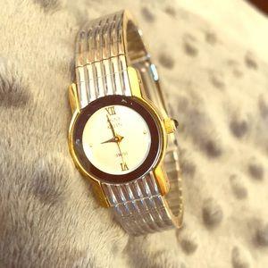 Anne Klein Two Tone Watch
